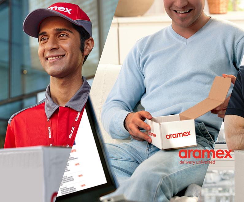 Aramex services