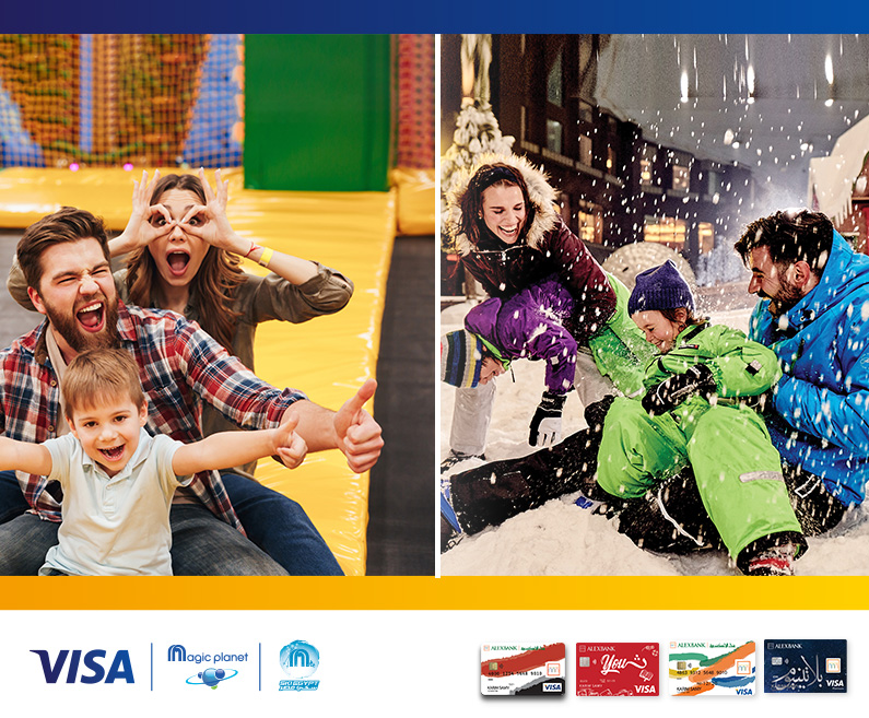 Visa Cards & Al-Futtaim Offers