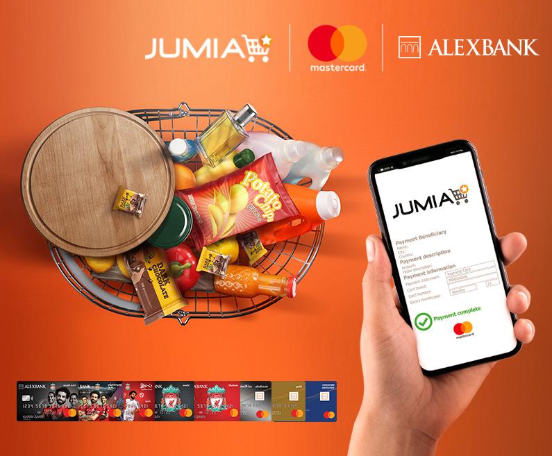 Mastercard & Jumia Offer