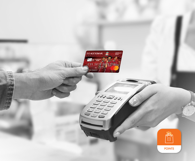 More ALEXPOINTS on ALEXBANK Cards