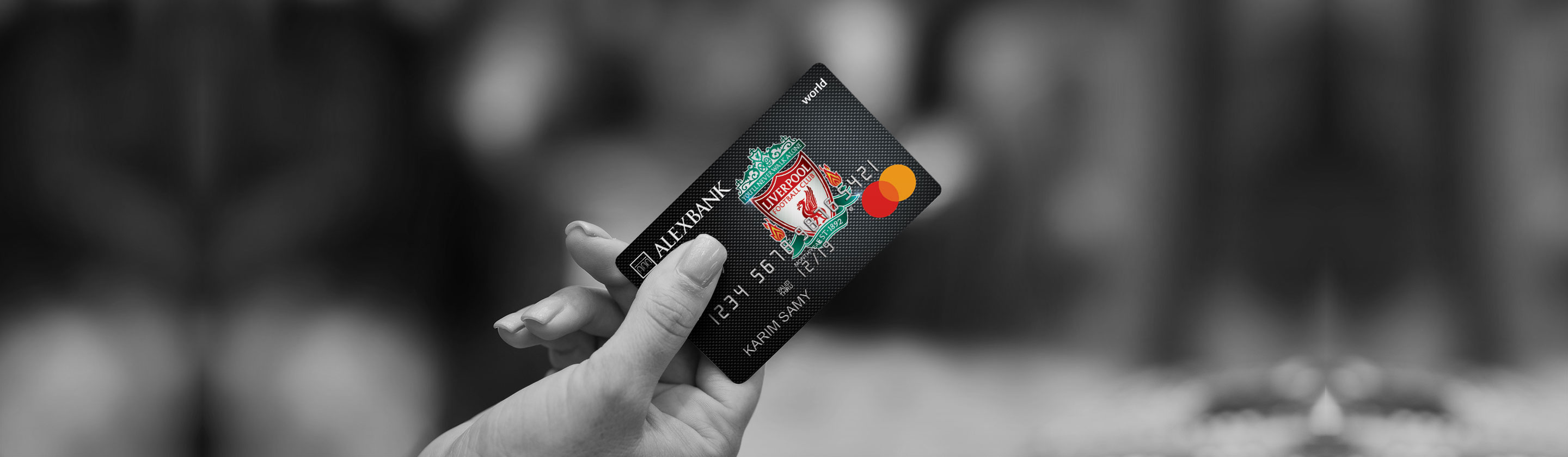 Liverpool World Credit Card