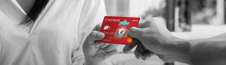 Liverpool Titanium Credit Card