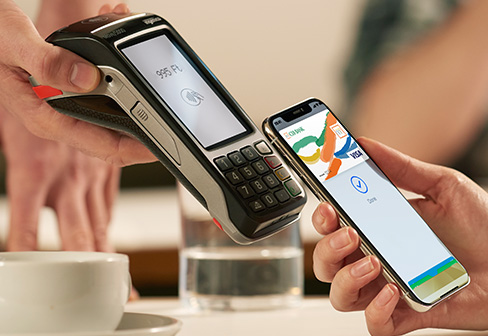 CIB Bank presents Apple Pay