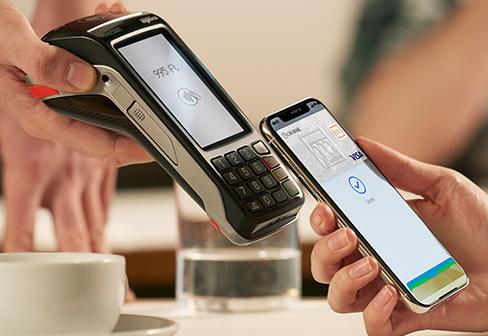 Fizessen teljesen érintésmentesen Apple Payjel!