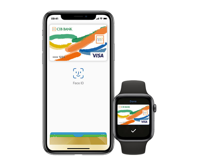 Bankkártya hozzáadása