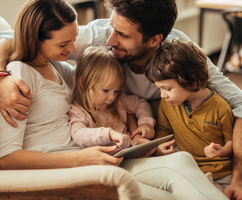 Szülők Háza Digitális Bölcsőde