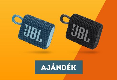 JBL GO3 Bluetooth Hangszóró jellemzői