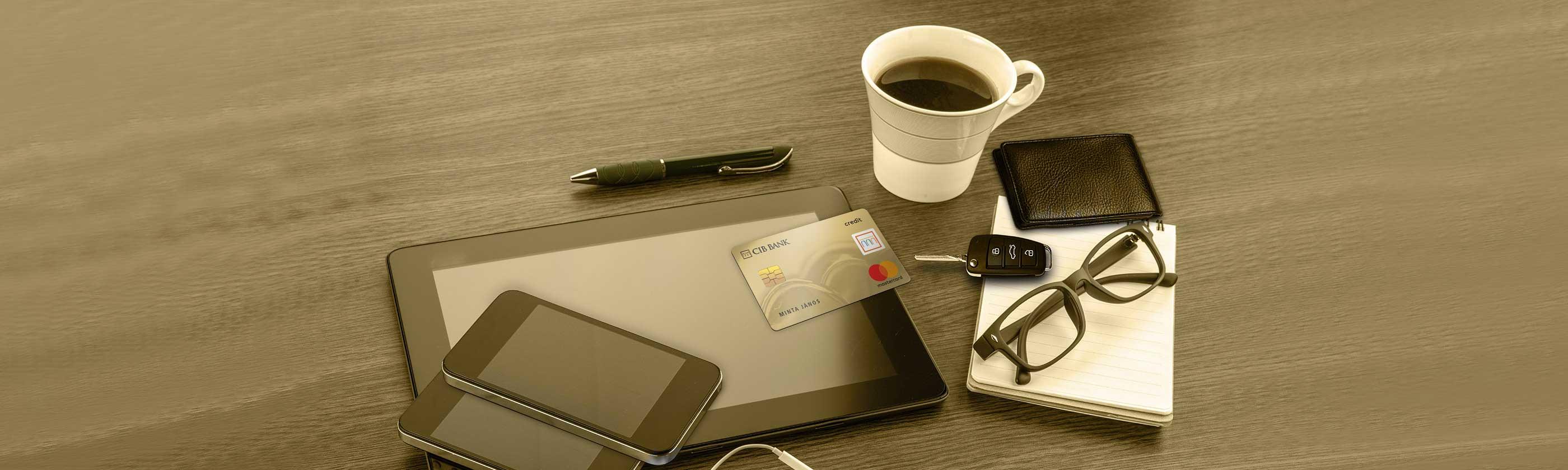 CIB Mastercard Gold Credit Card