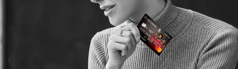 Liverpool World Debit Card