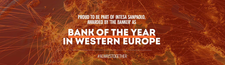 Western Europe's best bank