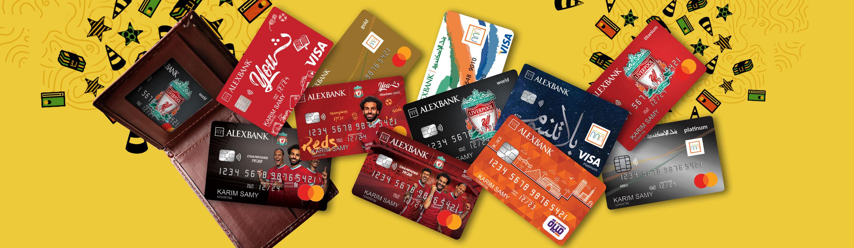 البطاقات