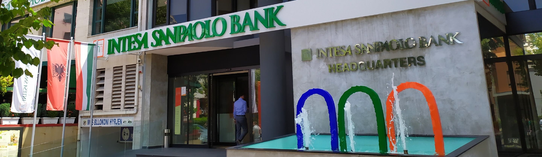 intesa sanpaolo bank albania