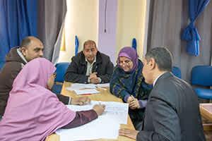 برنامج رحلة تطوير المدارس الحكومية   (٢٠١٦-٢٠١٩)