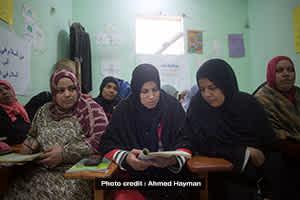 تعليم المرأة والتمكين الاقتصادي لمكافحة الاتجار بالبشر والزواج المبكر (٢٠١٨ - ٢٠١٩)
