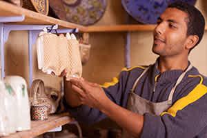 الترويج لقرية تونس على خريطة مصر للحرف اليدوية والسياحة (٢٠١٥ - حاليا)
