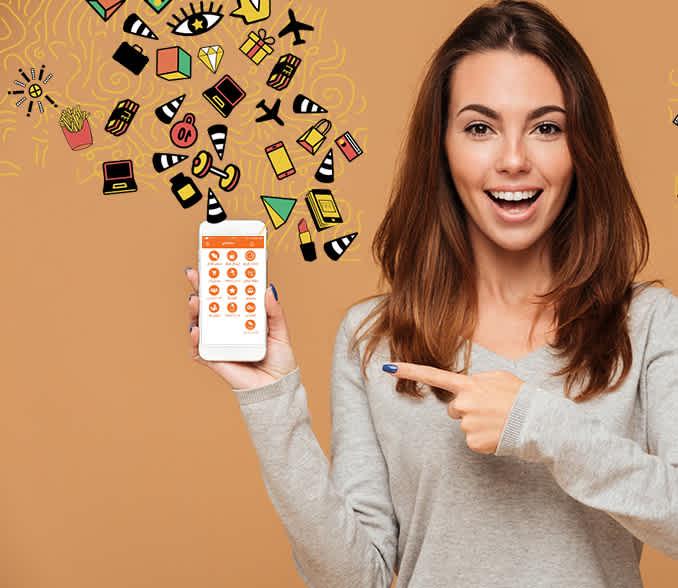 Ma7fazty Mobile Application
