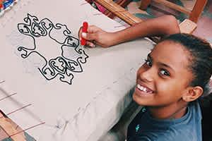 """مشروع """"الحرفة والتواصل"""" يهدف إلى تمكين الفنانين الشباب في تابل عنتر"""