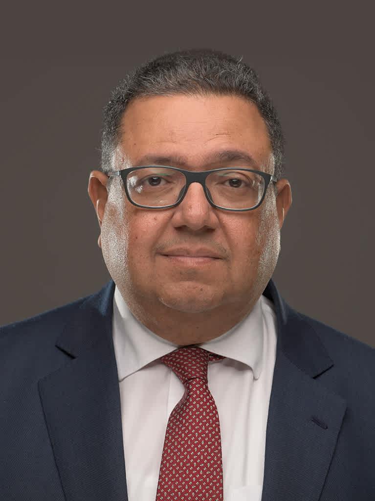 Dr. Ziad Ahmed Bahaa El-Din