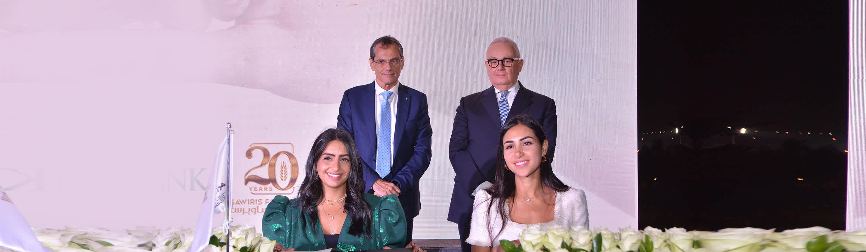ALEXBANK and Sawiris Foundation