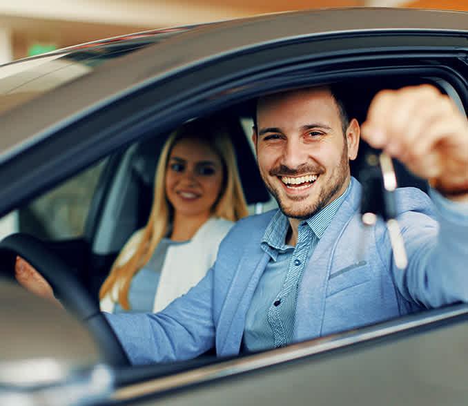 تمويل سيارة لأصحاب الأعمال والمهن الحرة