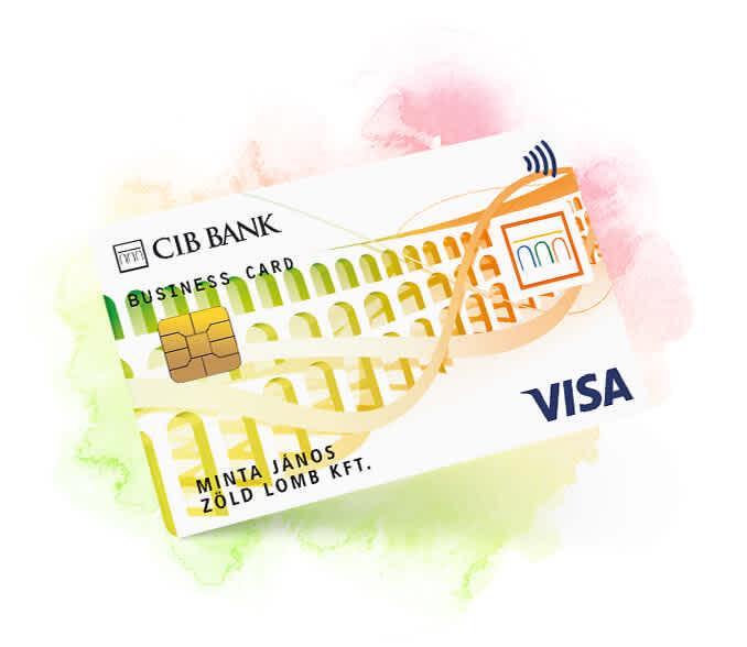 CIB Visa Kompakt