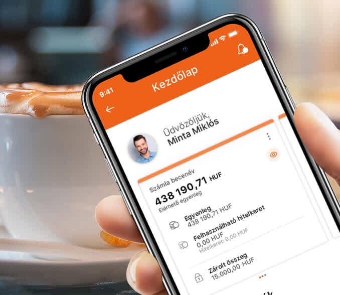 CIB Bank Mobile Application
