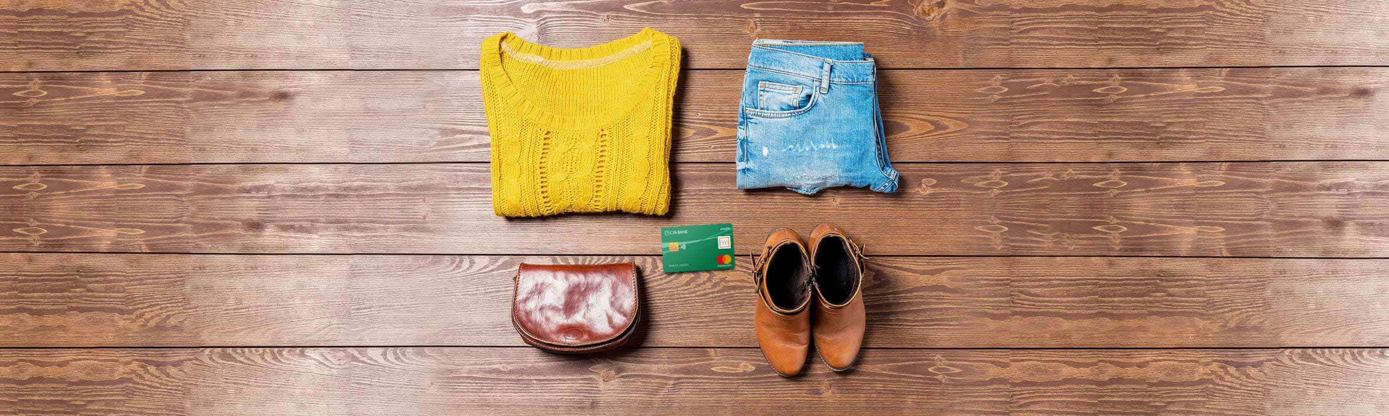 CIB Optimum Credit Card