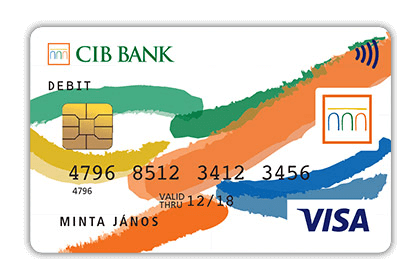 Visa Inspire Electronic Bankcard