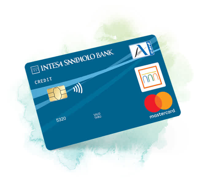Deferred payment card Activa Visa and Activa Mastercard