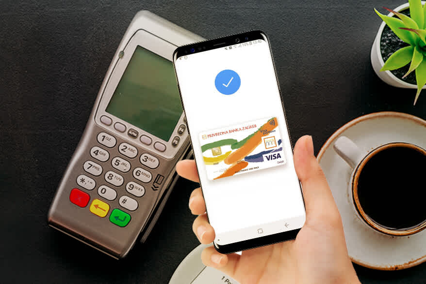 The simplest form of payment at a point of sale with Google Pay