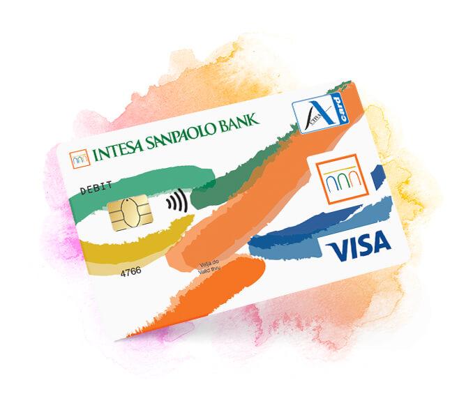 debetna kartica Activa Visa Inspire