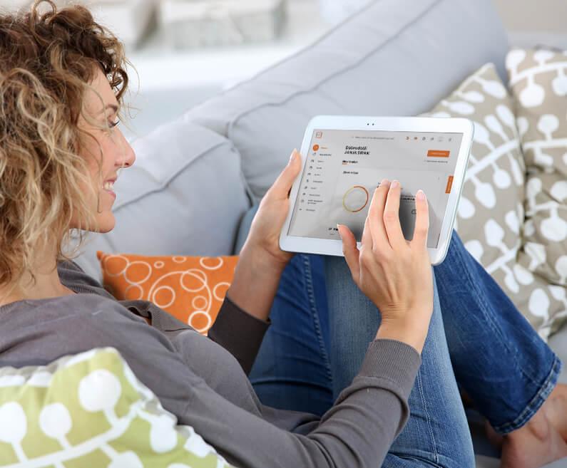 Sklepajte storitve prek spletne banke