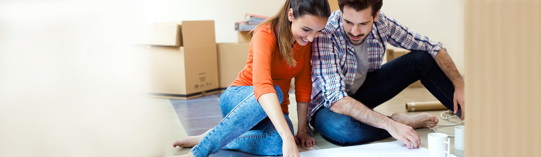 Stanovanjski kredit je vaš ključ do lastne nepremičnine.