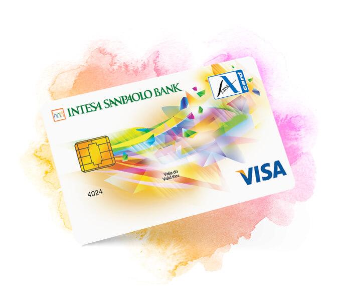 Activa Visa prepaid card