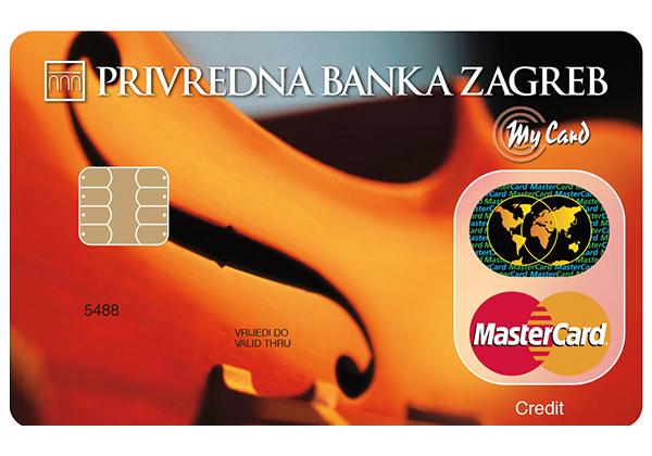 Mastercard Revolving kartica