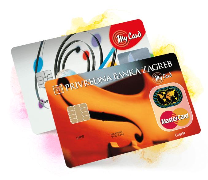 Revolving kreditne kartice