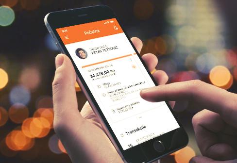 novo digitalno bankarstvo Banca Intesa Mobi
