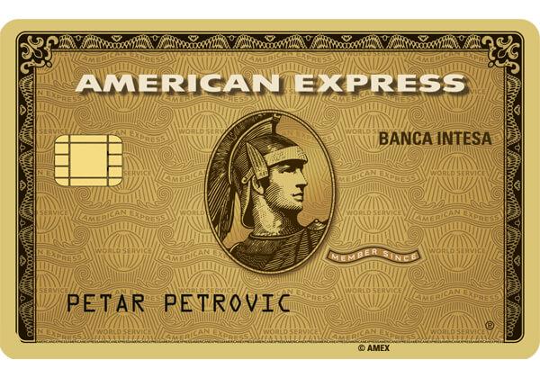 Amercian Express® Gold
