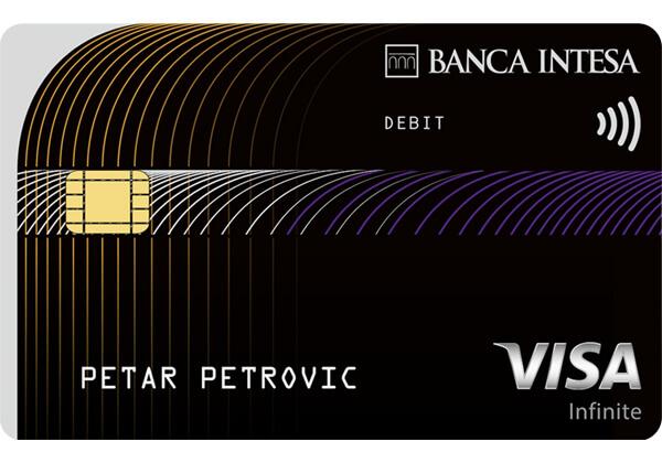 visa infinite kartica banca intesa