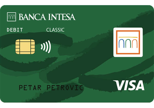 visa classic debit