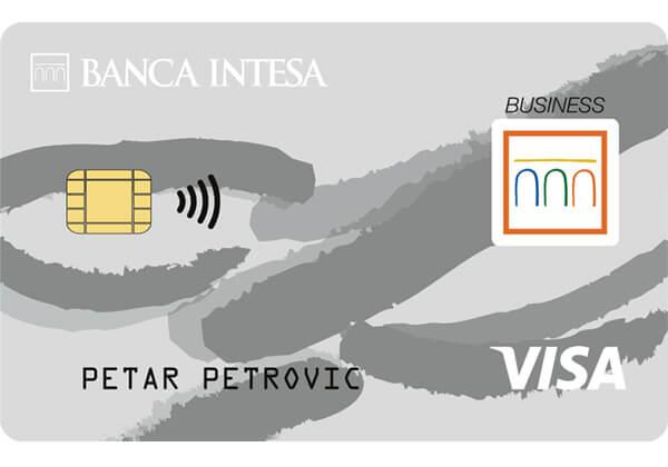 visa platinum kartica banca intesa