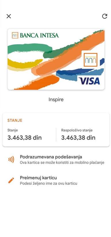 wave2pay digitalno bankarstvo banca intesa