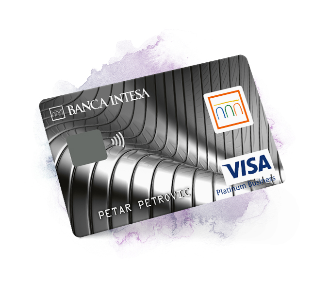 Visa Platinum business