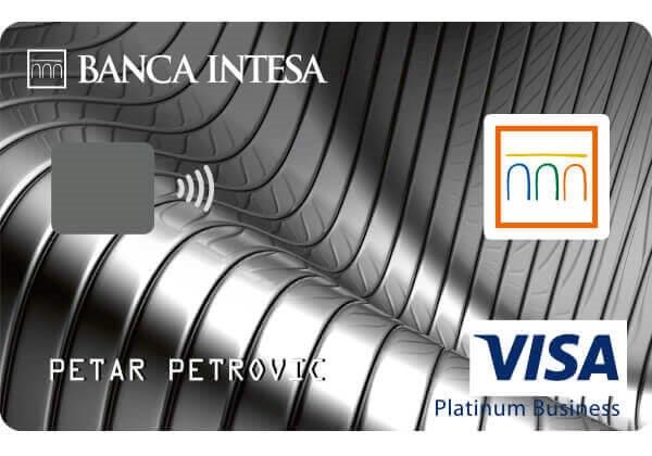 visa platinum business corporate