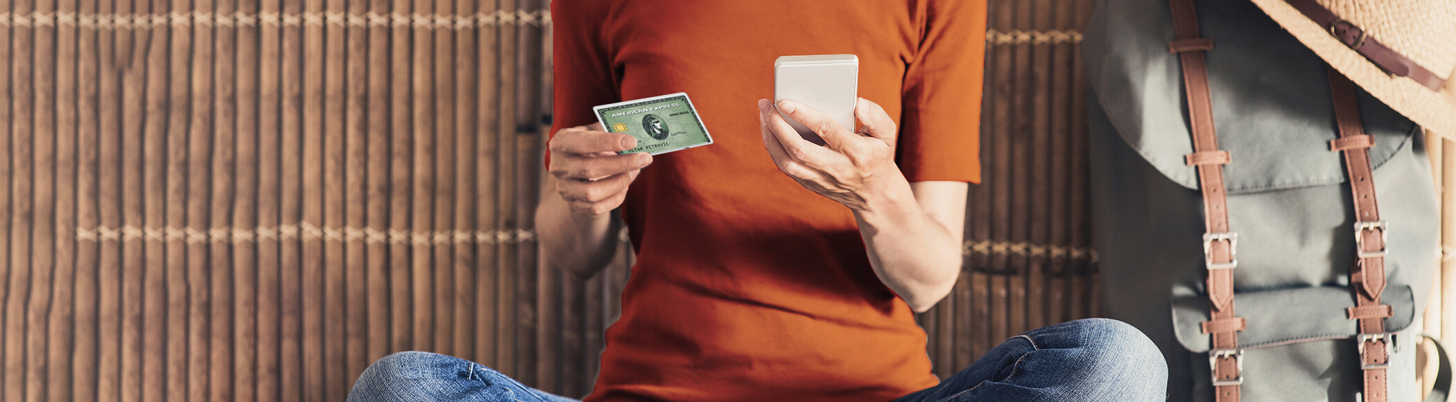 American Express Green kreditna kartica