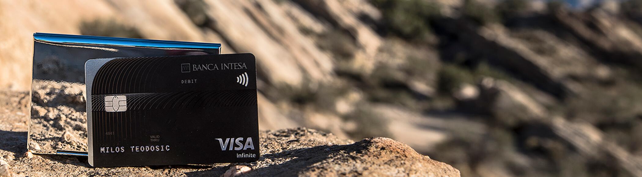 visa infinite debitna kartica premium card svet luksuza i pogodnosti i popusta