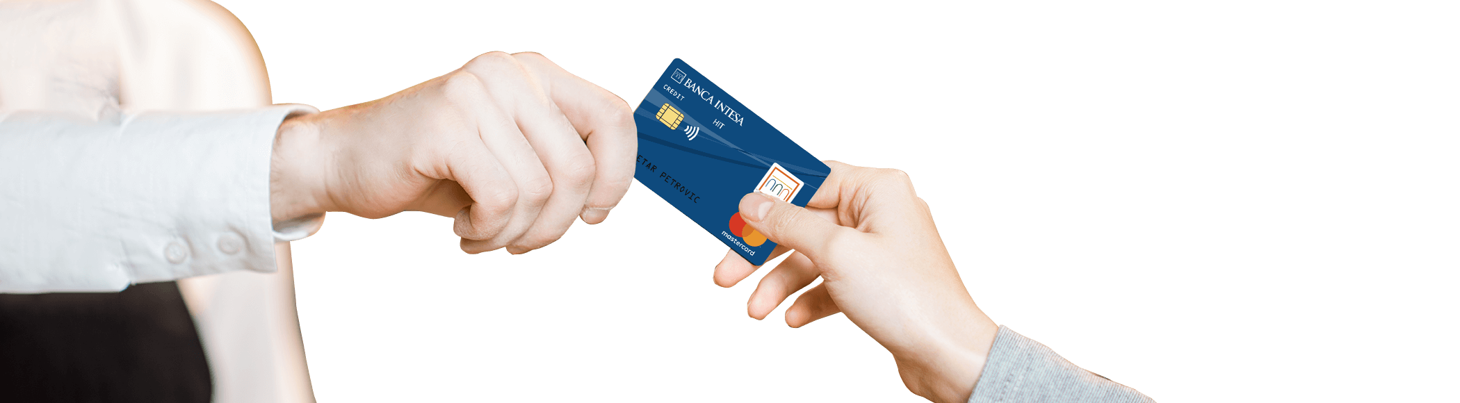 Mastercard Standard with Intesa Hit package