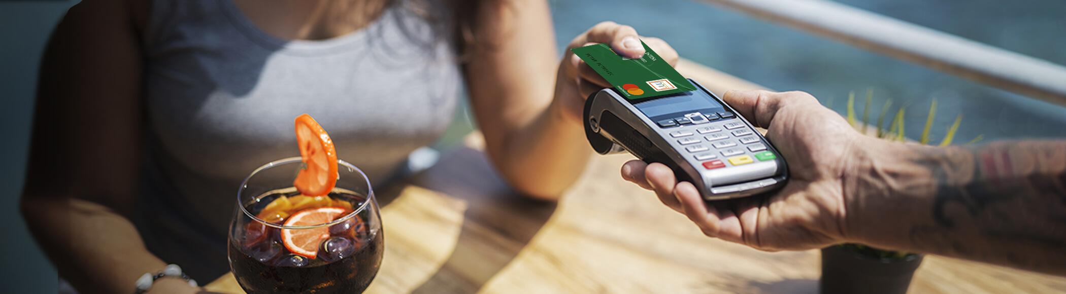 Mastercard kreditna kartica