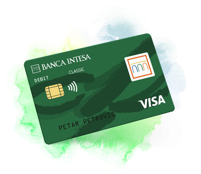 Visa Electron debitna kartica