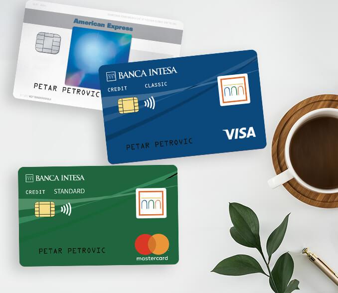 kreditne kartice banca intesa na rate bez kamate